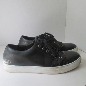 Mr B's for Aldo Black Leather Sneakers Mens 11D